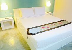 グリーン リーフ ブティック ホテル - シェムリアップ - 寝室