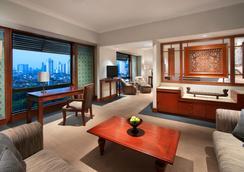 ザ スルタンホテル ジャカルタ - ジャカルタ - 寝室