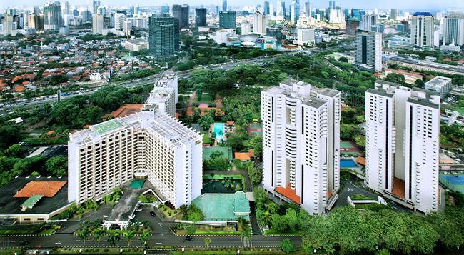 ザ スルタンホテル ジャカルタ - ジャカルタ - 建物