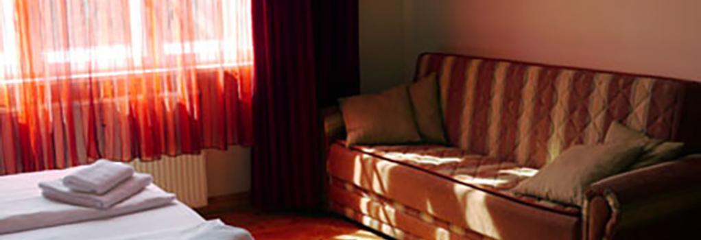アストリッド アム クアフュルステンダム - ベルリン - 寝室