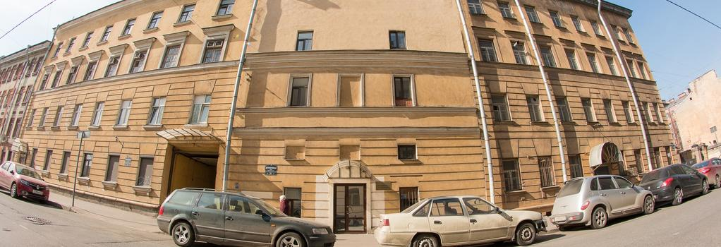 Spirit House - サンクトペテルブルク - 建物