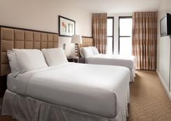 ホテル 91 - ニューヨーク - 寝室
