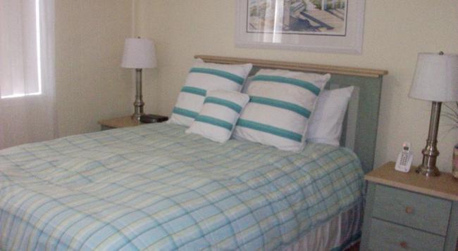 Hilton Head Island Beach & Tennis Resort - ヒルトン・ヘッド - 寝室