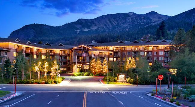 Juniper Springs Resort - マンモス・レイクス - 建物