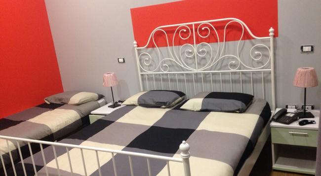 Hotel Bella Vita - ローマ - 寝室