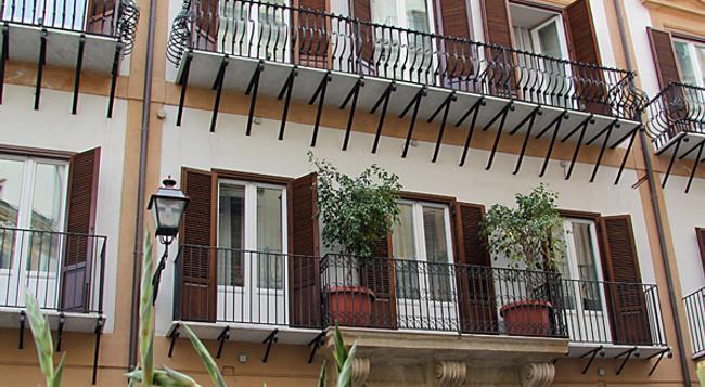 Hotel Palazzo Sitano - パレルモ - 建物
