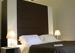 ホテル パラッツォ シタノ - パレルモ - 寝室