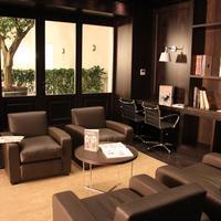 ホテル パラッツォ シタノ Lobby Sitting Area