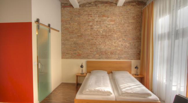 ホテル ヨハン - ベルリン - 寝室