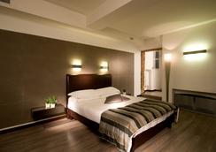 ホテル トレビ - ローマ - 寝室