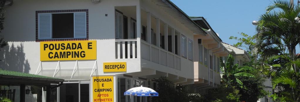 Pousada e Camping Lagoa da Conceição - フロリアノーポリス - 建物