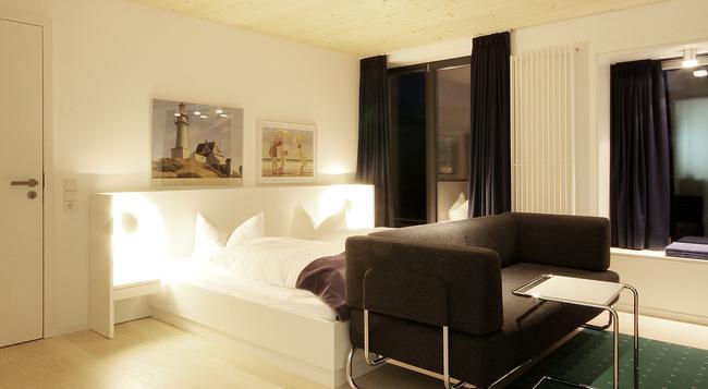 Hotel Niedersachsen - ヴェスターラント - 寝室