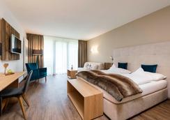 Alpenhotel Rainell - オルティゼーイ - 寝室