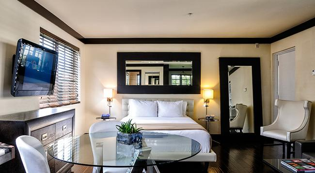 リンカーン アームズ ホテル - マイアミ・ビーチ - 寝室