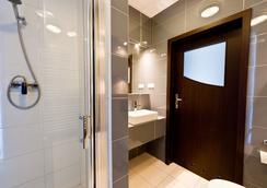 プラチナ アパートホテル - クラクフ - 浴室