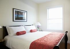 ザ ゲストハウス ホテル - シカゴ - 寝室