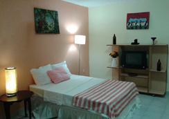 マンション ギアン ベッド & ブレックファースト - カンクン - 寝室