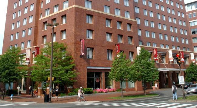 レジデンス イン バイ マリオット ボストン ケンブリッジ - ケンブリッジ - 建物