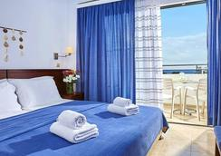 Arminda Hotel & Spa - ヘルソニソス - 寝室