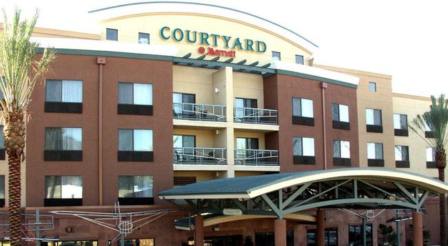 Courtyard by Marriott Los Angeles Burbank Airport - バーバンク - 建物