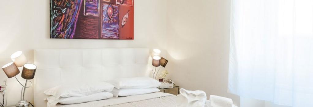 B&B メリーニ 39 - ローマ - 寝室
