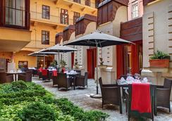 ホテル マジェスティック プラザ - プラハ - レストラン