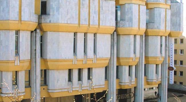 ラス ホテル - サンクトペテルブルク - 建物