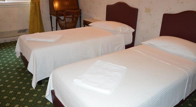 ホテル テキサス - ローマ - 寝室
