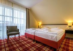 Balmer See - Hotel · Golf · Spa - ゼーバート・ヘリングスドルフ - 寝室