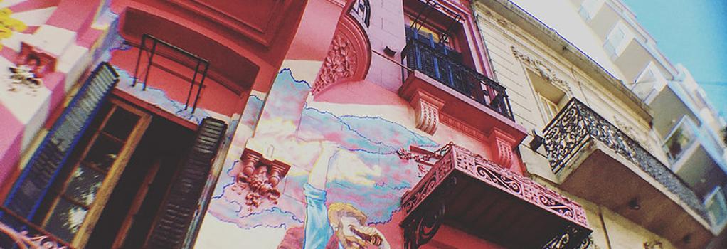 The Pink House - ブエノスアイレス - 建物