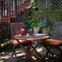 カリストガ ワイン ウェイ イン Outdoor Dining