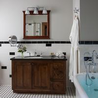 カリストガ ワイン ウェイ イン Bathroom