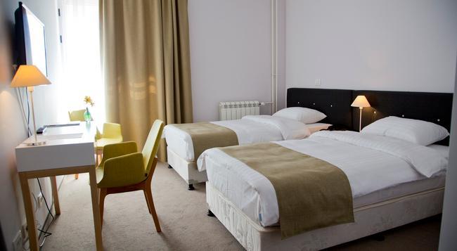 B Hotels - ベオグラード - 寝室