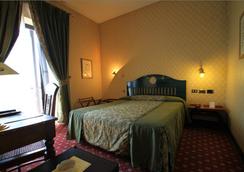 ホテル コロニー - ローマ - 寝室