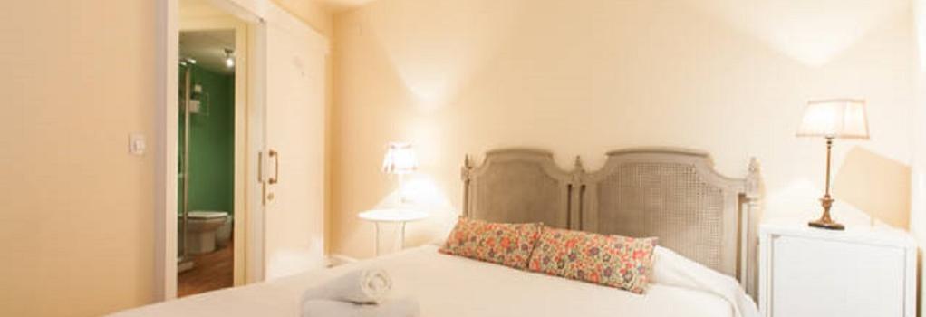 カテドラル ハウス セビーヤ - セビリア - 寝室