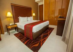 エクスクルーシブ ホテル アパートメンツ - ドバイ - 寝室