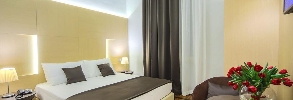 ドムス テレンツィオ - ローマ - 寝室