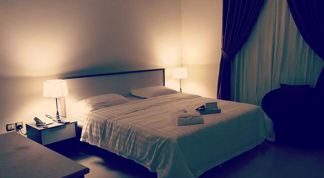 Alhamra Tower Hotel - ジェッダ - 寝室