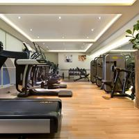 シュタイゲンベルガー フランクフルター ホフ Steigenberger Frankfurter Hof, Frankfurt, Germany - The SPA Fitness room