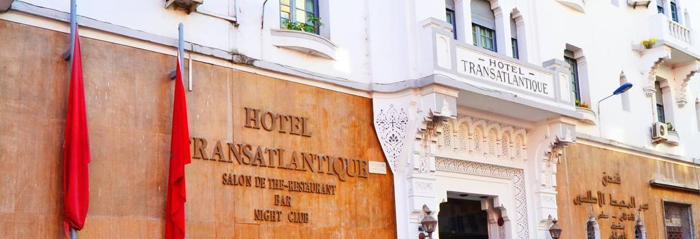 Hotel Transatlantique - カサブランカ - 建物