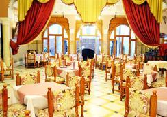 Hotel Transatlantique - カサブランカ - レストラン