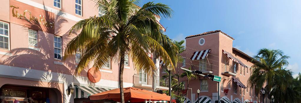 ザ クレイ ホテル - マイアミ・ビーチ - 建物
