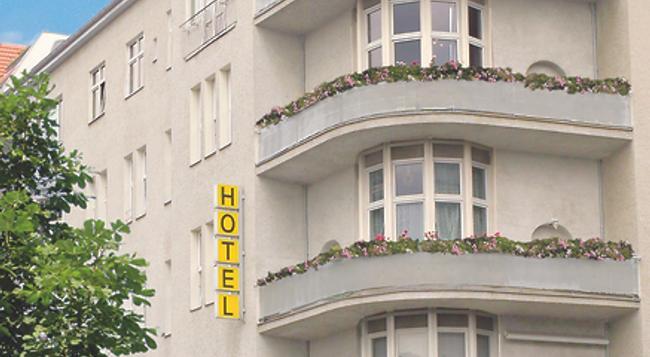 ホテル ベルビュー アム クアフュルステンダム - ベルリン - 建物