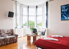 ホテル ベルビュー アム クアフュルステンダム - ベルリン - 寝室