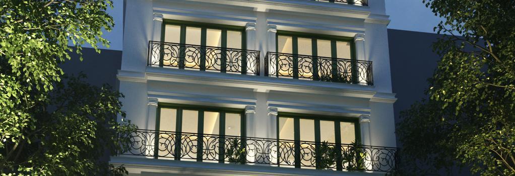 エコ ホテル ハノイ - ハノイ - 建物