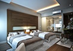 Eco Hanoi Hotel - ハノイ - 寝室