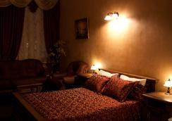 Hotel Symfony - サンクトペテルブルク - 寝室