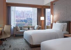 ニューワールド 上海 ホテル - 上海市 - 寝室