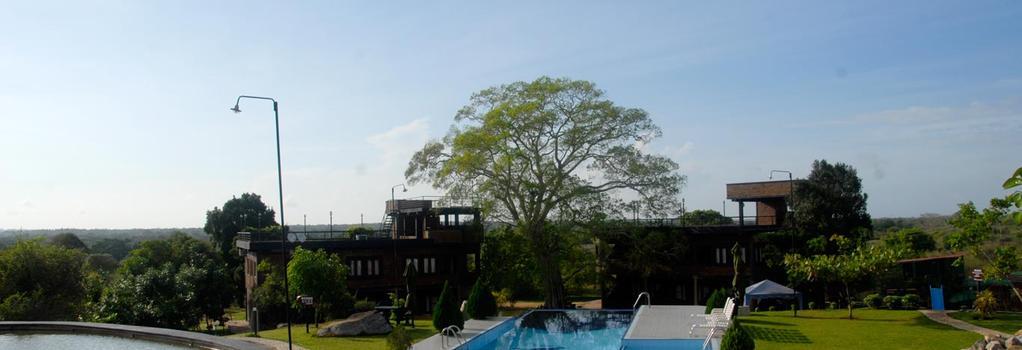Bandagiri Village Eco Resort - Hambantota - 建物