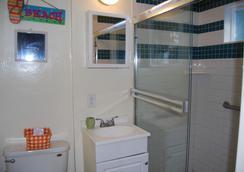 オセアナ ブティック ホテル - San Clemente - 浴室